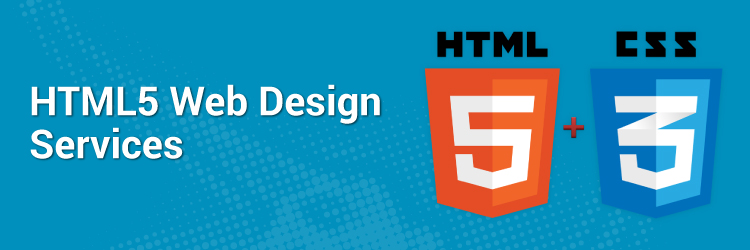 HTML5 Web Design Services