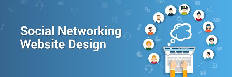 Social Networking Website Design & Development Services